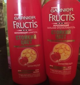 Шампунь+бальзам Garnier Fructis