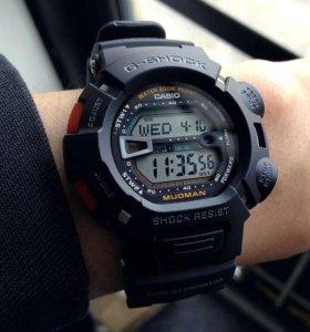 Часы Casio G-Shock Mudman Новые Оригинал