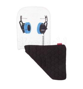 Матрасик Maclaren Headphones Snow Black