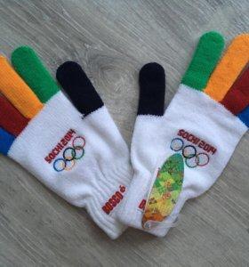 Сочи 2014 перчатки Bosco
