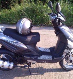 ABM flash скутер