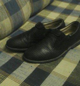 Туфли для мальчика раз. 36