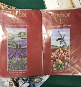 Anchor,  набор для вышивания