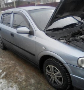 Opel Astra g 2003г.в 1.6 мотор