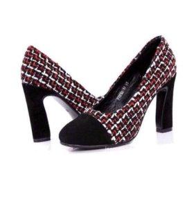 Chanel туфли новые