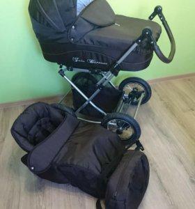 Детская коляска Lonex Julia Baronessa 2в1