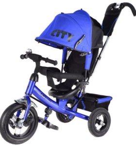 Трехколёсный велосипед CITY 12-10