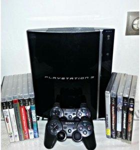 Игровая консоль PS3