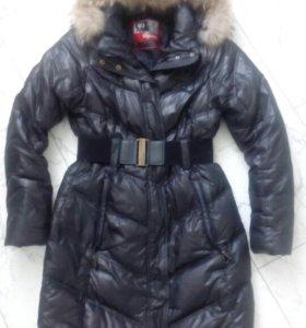 Куртка пуховая 44-46 IGUANA