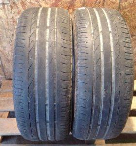 205/55/16 2шт Bridgestone Turanza T001