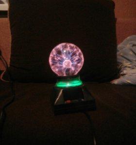 Лазерный шар-ночник