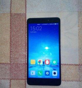 Xiaomi Redmi Note 4 Pro 2 гб RAM мтк Дека Core 16