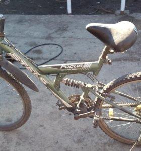 Скоростной велосипел