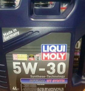Масло моторное LIQUI MOLY 5w30 4 литра