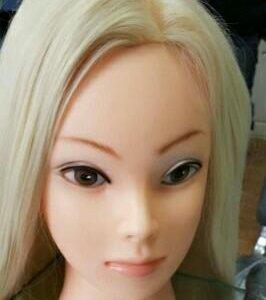 Новый манекен для парикмахеров