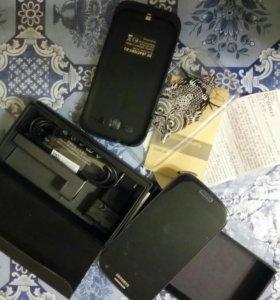 Разбитый телефон