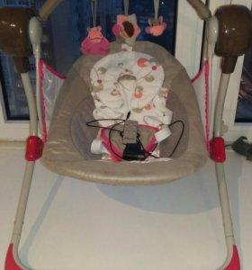 Качели электронные babycare