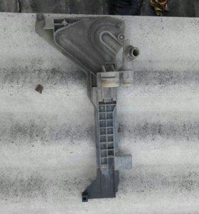 касета радиатора BMW