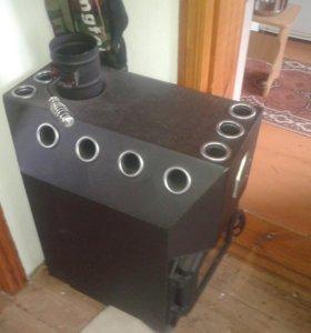 Печь инженер уголь