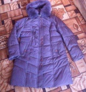 Куртки 50-52р зима,весна-осень