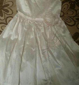 Нежно розовое Платье для девочки