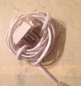 Провода на дом.теоефон