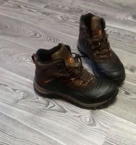 ботинки мужские почти новые