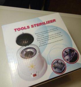 Стерилизатор термический шариковый.