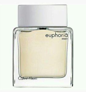 """Calvin Klein """"Euphoria Men"""", 100 ml Тестер"""