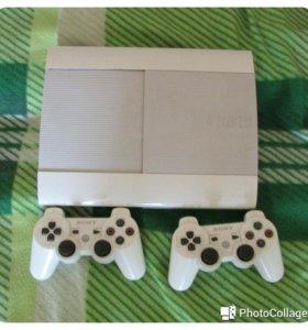 PlayStation3(500GB)В подарок 5 игр.