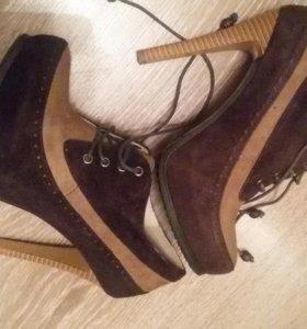 новые ботильоны ботинки туфли