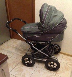 Детская коляска 2в1 Balerina