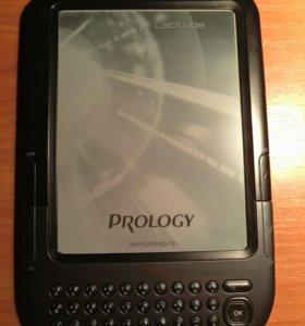 Электронная книга Prology latitude I-602