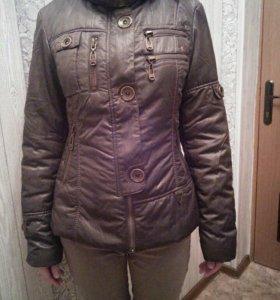 Куртка весна/осень 44