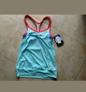 Майка Nike Dry Fit  для девочки 6-8 лет (Найк)