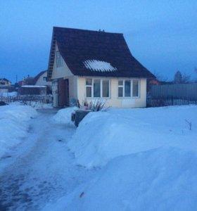 Дом в березках (С.О.Солнечная поляна)