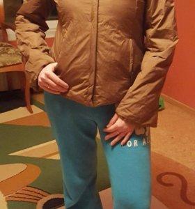 пуховик куртка 46 р