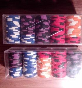 Фишки World Poker Tour 100 шт