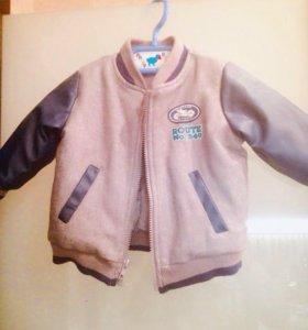 Курточки, пальто