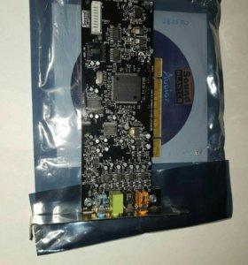 Звуковая карта PCI CREATIVE AUDIGY SE SB0570
