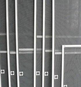 Москитные сетки ремонт и изготовление