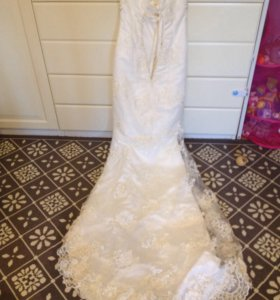 Свадебное платье. Копия Джовани.