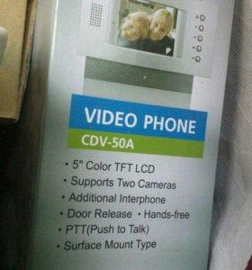 Видео домофон