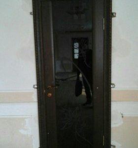 Установка межкомнатных входных дверей