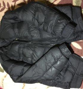 Продаю мужскую зимнюю куртку