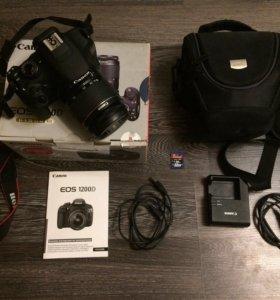 Canon EOS 1200D kit 18-55