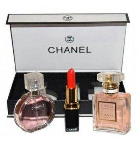 Набор Chanel 3 в 1