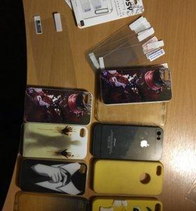 Аксессуары iPhone 4/4s/5/5s/SE