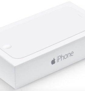 Коробка iPhone 6
