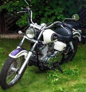 Yamaha XVS250 Dragstar